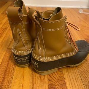 "Woman's Bean Boots by L.L. Bean 8"""